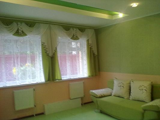 1-комнатная квартира посуточно в Полтаве. Октябрьский район, ул. Шевченко, 62. Фото 1