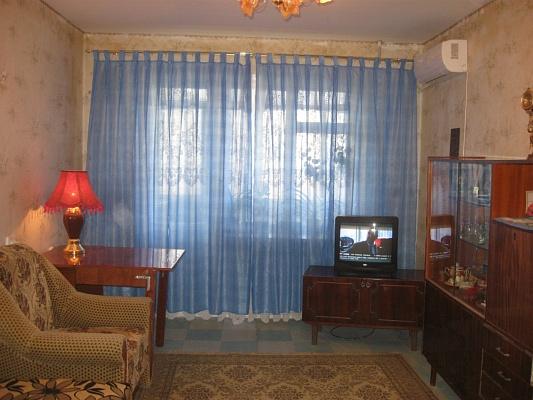 1-комнатная квартира посуточно в Одессе. Суворовский район, ул. Бочарова, 42. Фото 1