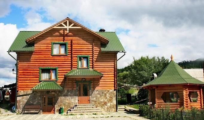 Мини-отель  посуточно в Полянице. урочище Росиш. Фото 1