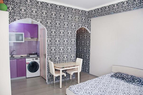 1-комнатная квартира посуточно в Одессе. Приморский район, ул. Канатная, 45. Фото 1