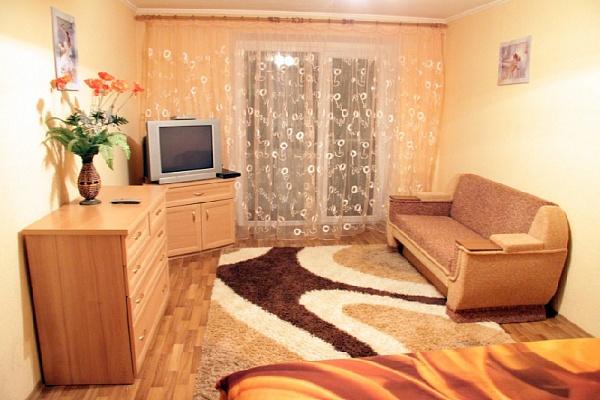 1-комнатная квартира посуточно в Николаеве. Центральный район, ул. Советская, 13. Фото 1