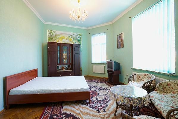 1-комнатная квартира посуточно в Львове. Галицкий район, ул. Академика Люльки, 5. Фото 1