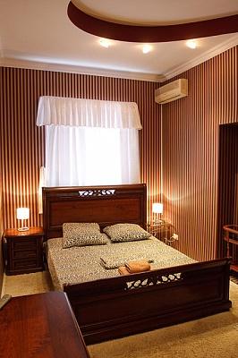 2-комнатная квартира посуточно в Киеве. Голосеевский район, ул. Владимирская, 84. Фото 1