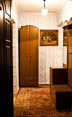 1-комнатная квартира посуточно в Львове. Лычаковский район, К.Левицького, 124. Фото 1