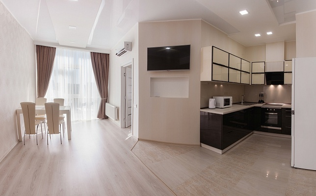 2-комнатная квартира посуточно в Одессе. Приморский район, Гагаринское Плато, 5б. Фото 1