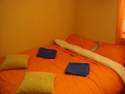 1-комнатная квартира посуточно в Львове. Лычаковский район, ул. Левицкого, 27. Фото 1