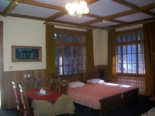 1-комнатная квартира посуточно в Львове. Франковский район, ул. Ефремова, 80. Фото 1