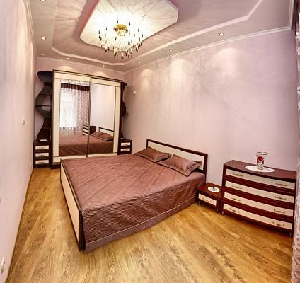 2-комнатная квартира посуточно в Львове. Галицкий район, ул. Менцинского. Фото 1