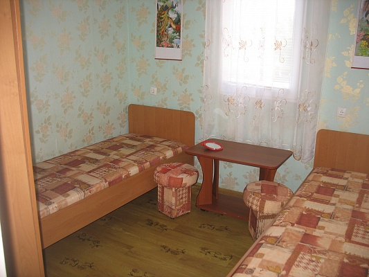 1-комнатная квартира посуточно в Железном Порту. ул. Школьная, 21б. Фото 1