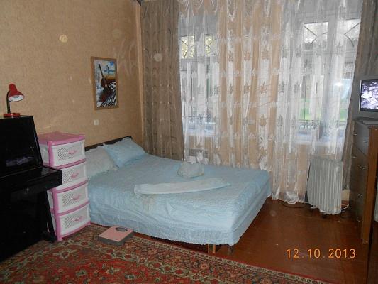 1-комнатная квартира посуточно в Одессе. Приморский район, Одесса, Одесса, Новосельского,, 39, 39. Фото 1