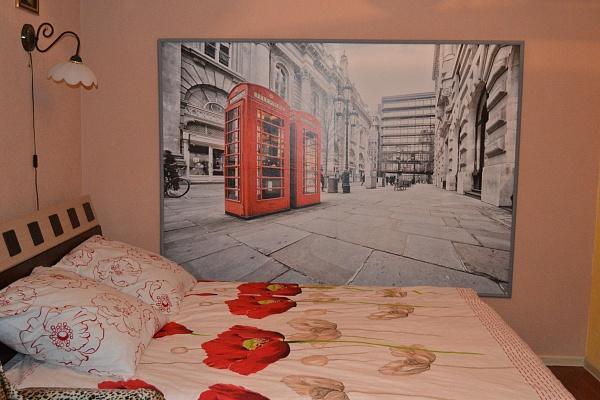 1-комнатная квартира посуточно в Житомире. пр-т Ивана Богуна, 4. Фото 1