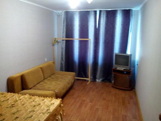 1-комнатная квартира посуточно в Ахтырке. ул. Киевская, 34. Фото 1