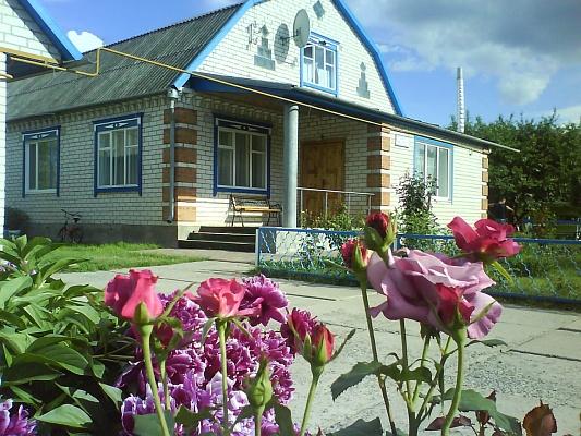 Дом  посуточно в Миргороде. ул. Долгое Озеро, 52а. Фото 1
