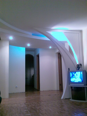 3-комнатная квартира посуточно в Феодосии. ул. Чкалова , 139. Фото 1