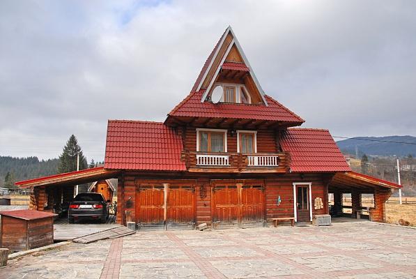 Дом  посуточно в Ворохте. ул. Хмельницького, 44. Фото 1