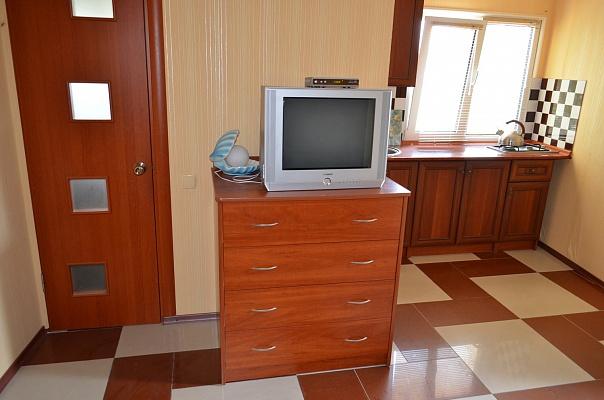 1-комнатная квартира посуточно в Форосе. ул. Космонавтов, 7. Фото 1