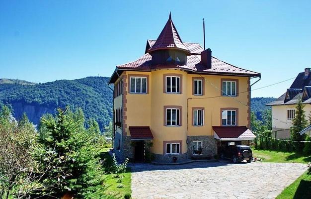 Мини-отель  посуточно в Яремче. г. Яремче район, ул. Б. Хмельницкого, 33. Фото 1