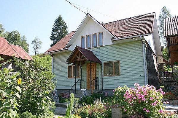 Дом  посуточно в Волосянке. ул. И. Франка, 5. Фото 1