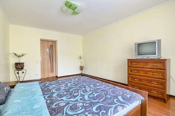 2-комнатная квартира посуточно в Львове. Галицкий район, ул. Огиенко, 4. Фото 1