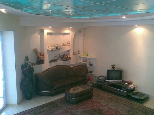 1-комнатная квартира посуточно в Одессе. Киевский район, ул. Люстдорфская дорога. Фото 1