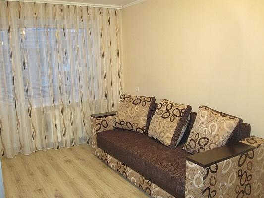 1-комнатная квартира посуточно в Запорожье. Жовтневый район, ул. Жуковского, 85. Фото 1