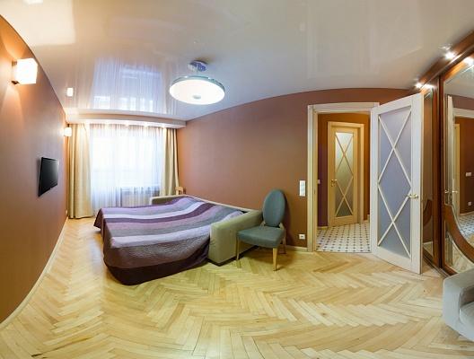1-комнатная квартира посуточно в Харькове. Дзержинский район, ул. Данилевского, 17. Фото 1