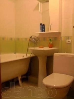 1-комнатная квартира посуточно в Алуште. , ул. Симферопольская,, 20. Фото 1