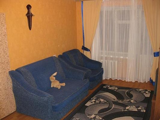 1-комнатная квартира посуточно в Хмельницком. ул. Институтская, 16/1. Фото 1