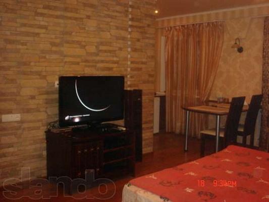 1-комнатная квартира посуточно в Макеевке. ул. Генерала Данилова, 1. Фото 1