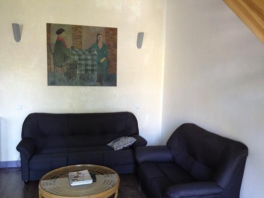 2-комнатная квартира посуточно в Одессе. Приморский район, пер. 2-й Лермонтовский, 7. Фото 1