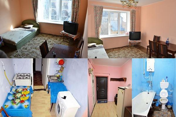 2-комнатная квартира посуточно в Львове. Галицкий район, ул. Галицкая, 9. Фото 1