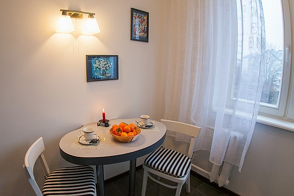 1-комнатная квартира посуточно в Львове. Шевченковский район, ул. Липинского, 3. Фото 1