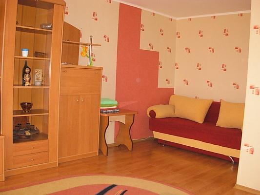1-комнатная квартира посуточно в Виннице. Ленинский район, пр-т Космонавтов, 71. Фото 1
