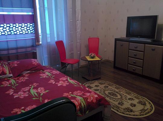 1-комнатная квартира посуточно в Николаеве. Заводской район, ул. Чигрина, 3. Фото 1