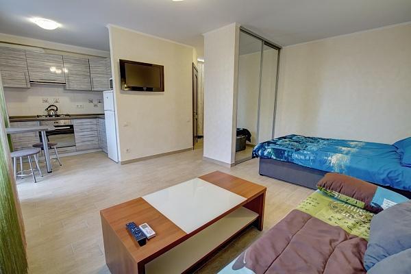1-комнатная квартира посуточно в Одессе. Киевский район, ул. Фонтанская дорога, 22а. Фото 1
