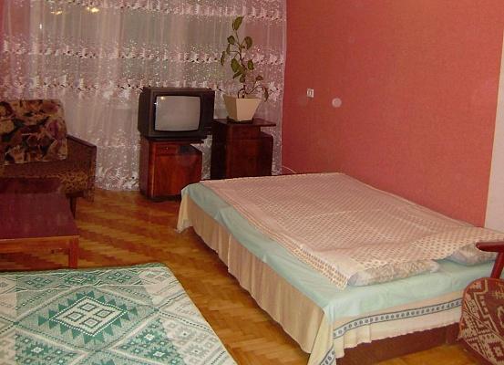 1-комнатная квартира посуточно в Ужгороде. ул. Тихого, 13. Фото 1