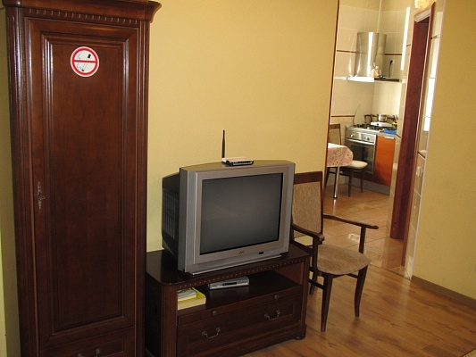 3-комнатная квартира посуточно в Киеве. Печерский район, ул. Бассейная, 7. Фото 1