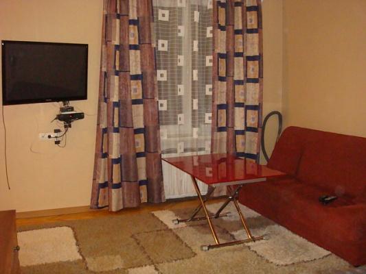 1-комнатная квартира посуточно в Львове. Франковский район, Стрийська, 72. Фото 1