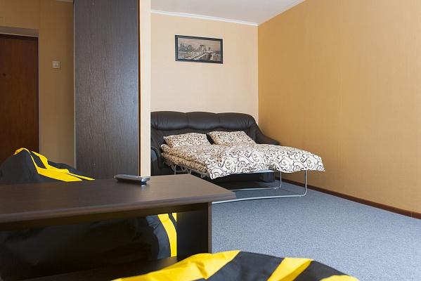 1-комнатная квартира посуточно в Львове. Франковский район, ул. Околичная, 18. Фото 1