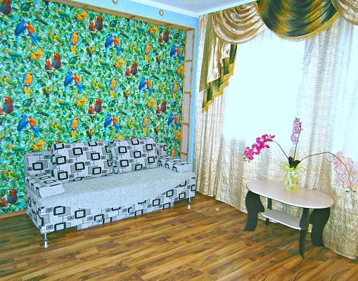 1-комнатная квартира посуточно в Кировограде. Кировский район, пер. Речной, 7а. Фото 1