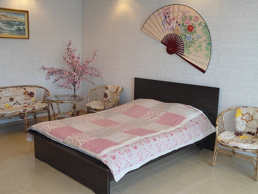 1-комнатная квартира посуточно в Никополе. ул. Карла Либкнехта, 107. Фото 1