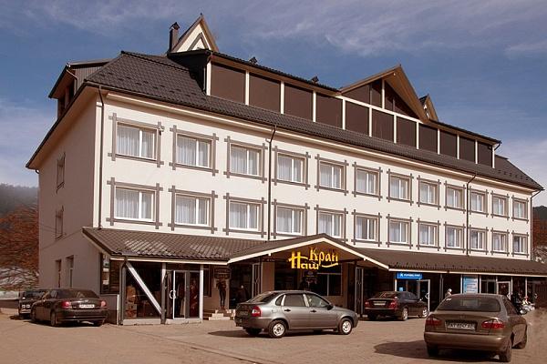 Мини-отель  посуточно в Верховине. ул. Ивана Франко, 1. Фото 1