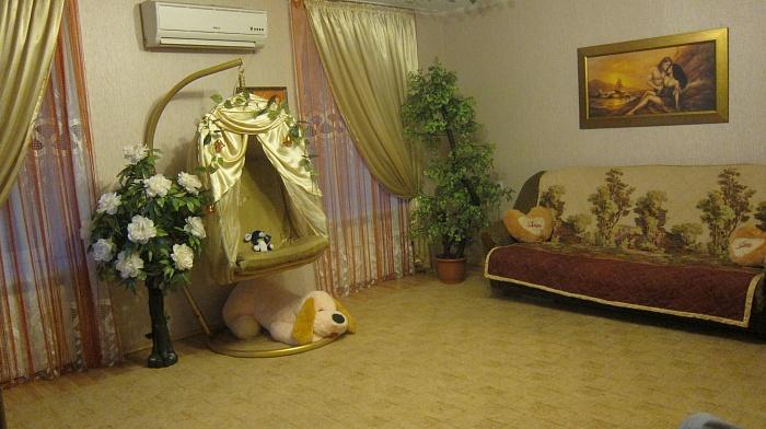 3-комнатная квартира посуточно в Одессе. Приморский район, ул. Ланжероновская, 21. Фото 1