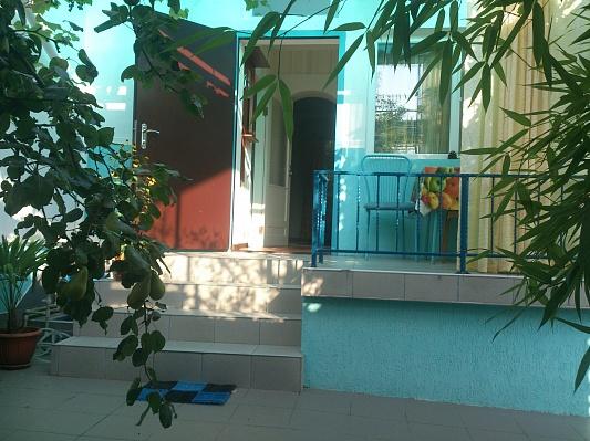 Дом  посуточно в Алуште. пер. Краснофлотский, 11. Фото 1