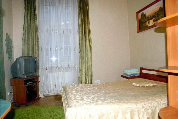 1-комнатная квартира посуточно в Львове. Галицкий район, ул. Люльки, 5. Фото 1