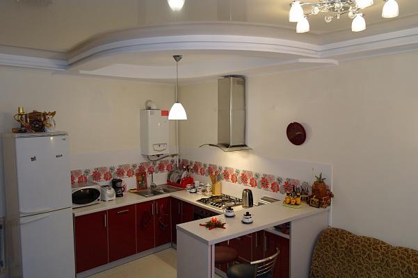 3-комнатная квартира посуточно в Львове. Лычаковский район, ул. К. Левицького, 50. Фото 1