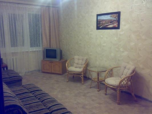 1-комнатная квартира посуточно в Гурзуфе. ул. Соловьева, 14. Фото 1