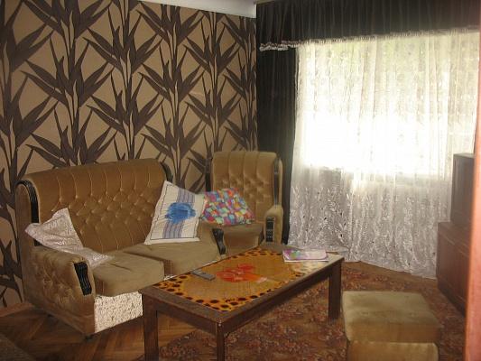 1-комнатная квартира посуточно в Киеве. Соломенский район, Героев Севастополя, 36. Фото 1