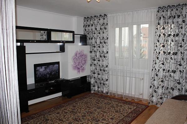 1-комнатная квартира посуточно в Трускавце. ул. Скоропадского, 9. Фото 1