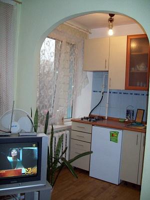 1-комнатная квартира посуточно в Киеве. Шевченковский район, ул. Белорусская, 28-а. Фото 1